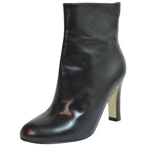 Ivanka Trump Darbi Leather Ankle Boot  Worn Once